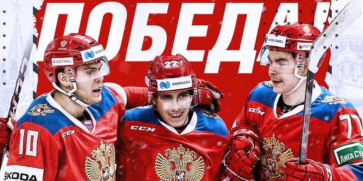 Россия разгромила Финляндию на Кубке Карьяла «молодежкой»! Как такое возможно? - фото