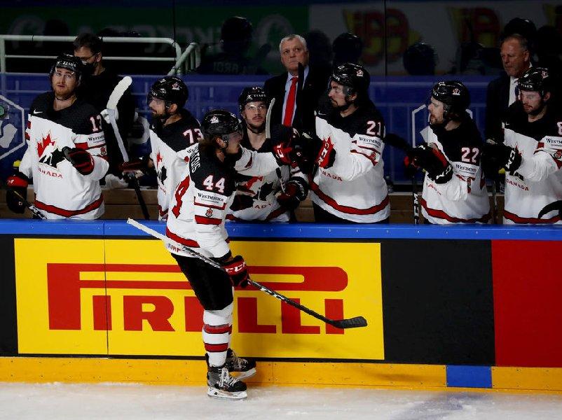 Сборная Канады может вернуться на Кубок Первого канала - фото