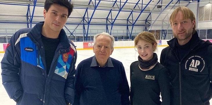 Судьи подставили Плющенко. Будет ли переобуваться Евгений Викторович? - фото
