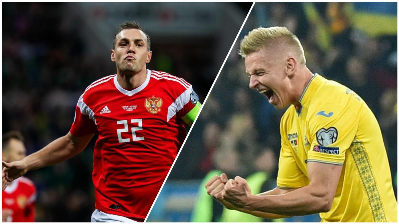 Россия и Украина встретятся на Евро: 100 пожеланий на 2021 год в мире спорта - фото
