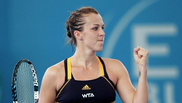 Павлюченкова победила Севастову в первом матче плей-офф второй Мировой группы Кубка Федерации - фото
