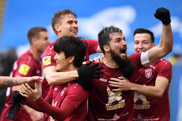 Матчи «Рубина» перенесены из-за Лиги Конференций - фото