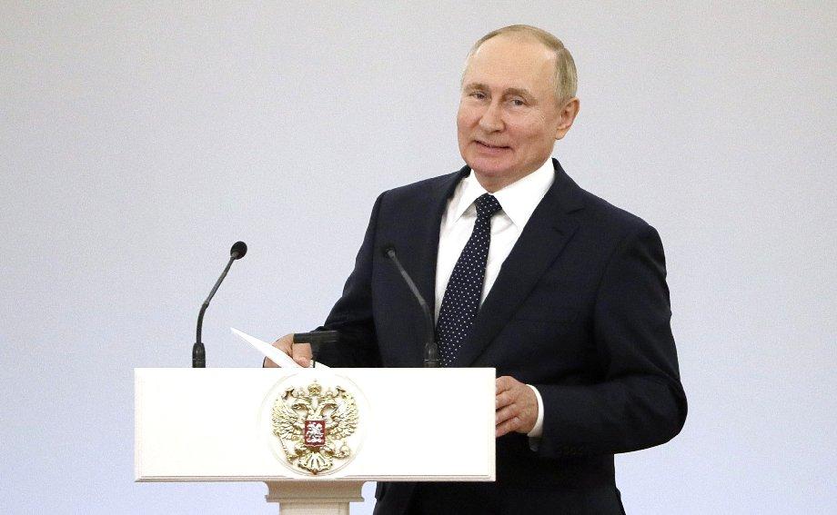 Путин будет присутствовать на зимних Олимпийских игра в Пекине - фото