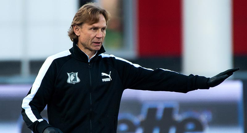 Карпин ушел с поста главного тренера «Ростова» - фото