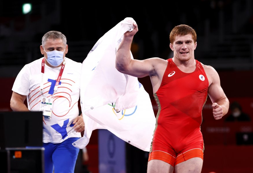 Евлоев: Одна золотая медаль – это очень мало - фото