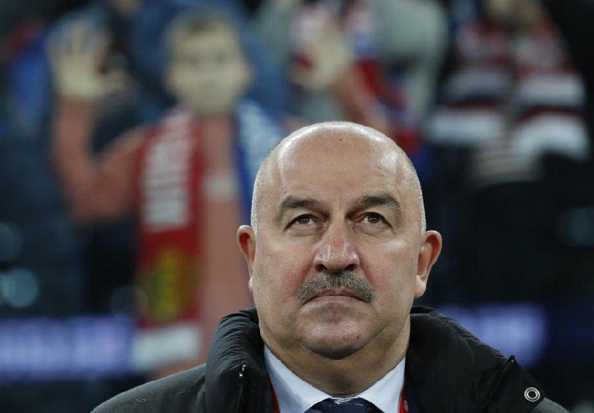 «Спартак» провел переговоры  с Черчесовым по поводу его назначения главным тренером - фото