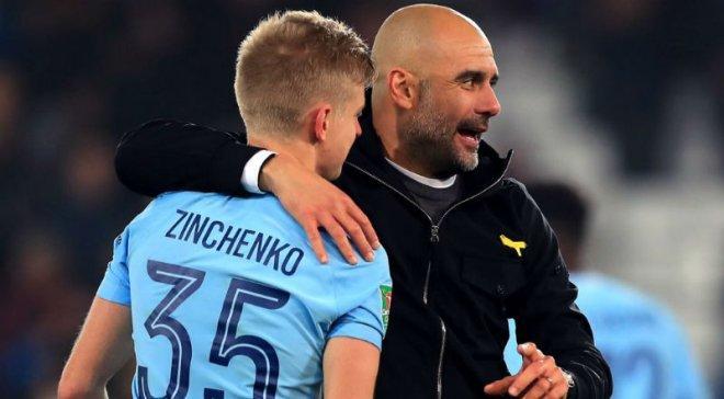 Зинченко продлил контракт с «Манчестер Сити». В Украине и Англии прогнозируют прогресс и хвалят за трудолюбие - фото
