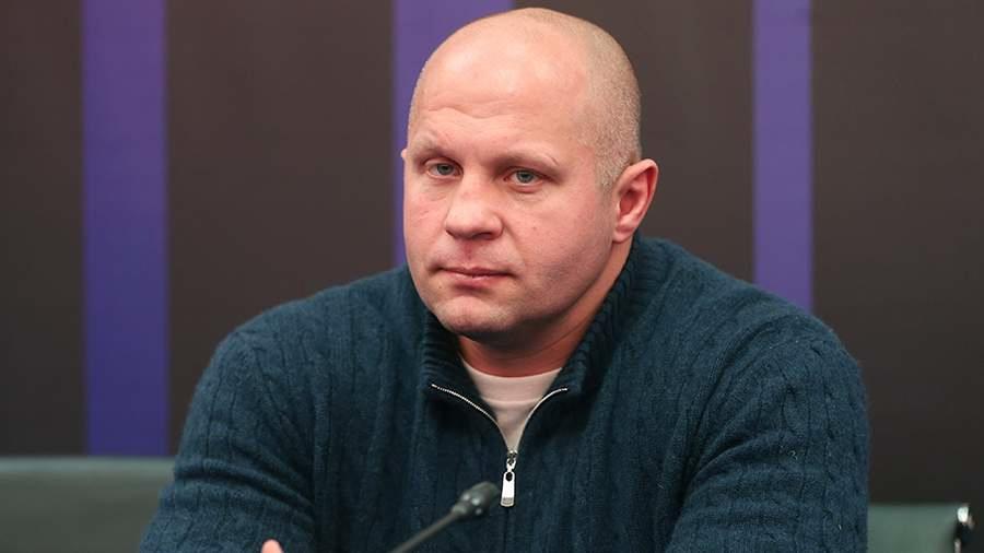 Федор Емельяненко прокомментировал возможный бой с братом - фото