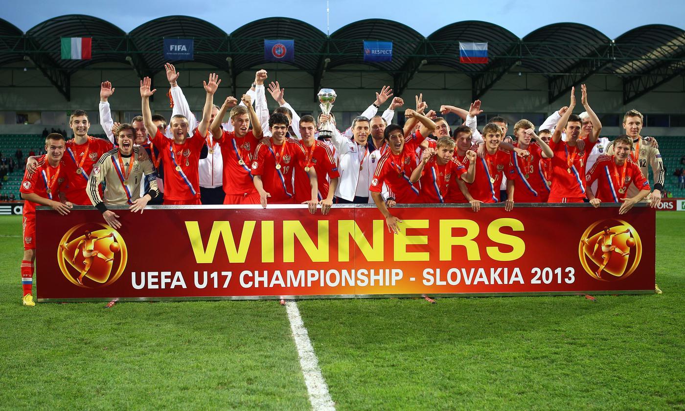 Шесть лет назад юношеская сборная России выиграла золото Евро. Где сейчас игроки той команды? - фото