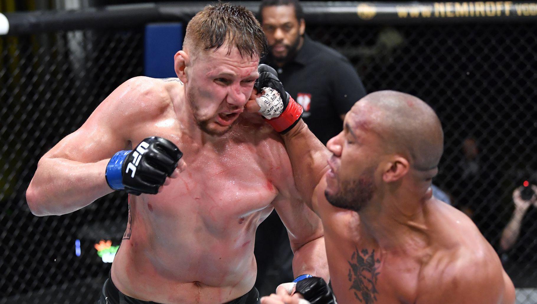 У России не будет нового чемпиона UFC? Александр Волков проиграл главный бой в карьере - фото