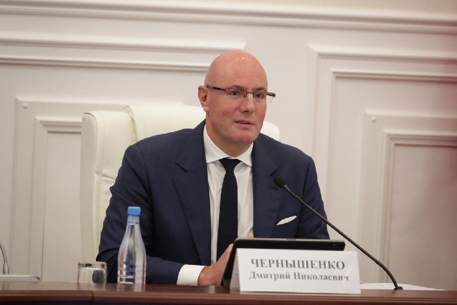 Дмитрий Чернышенко презентовал концепцию движения «Futurous - Игры будущего» - фото