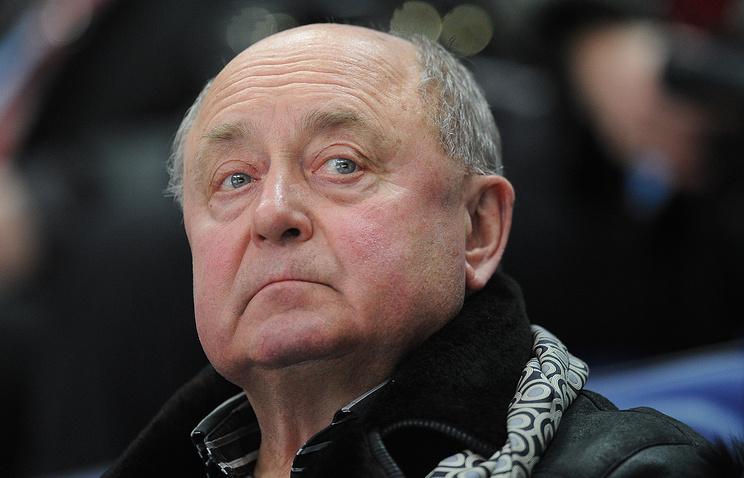 Алексей Мишин: Золото Пхенчхана? Старик Хоттабыч поможет россиянам - фото