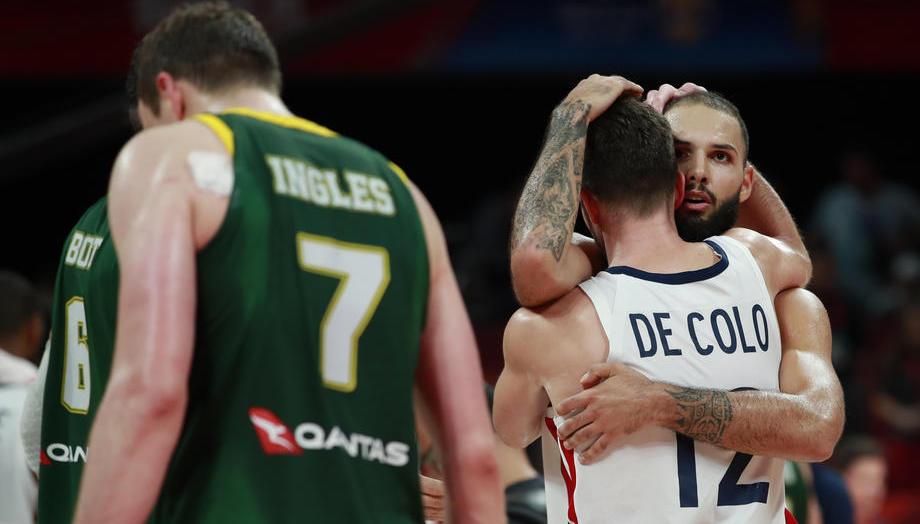 Бывший разыгрывающий ЦСКА принес сборной Франции бронзу Кубка мира - фото