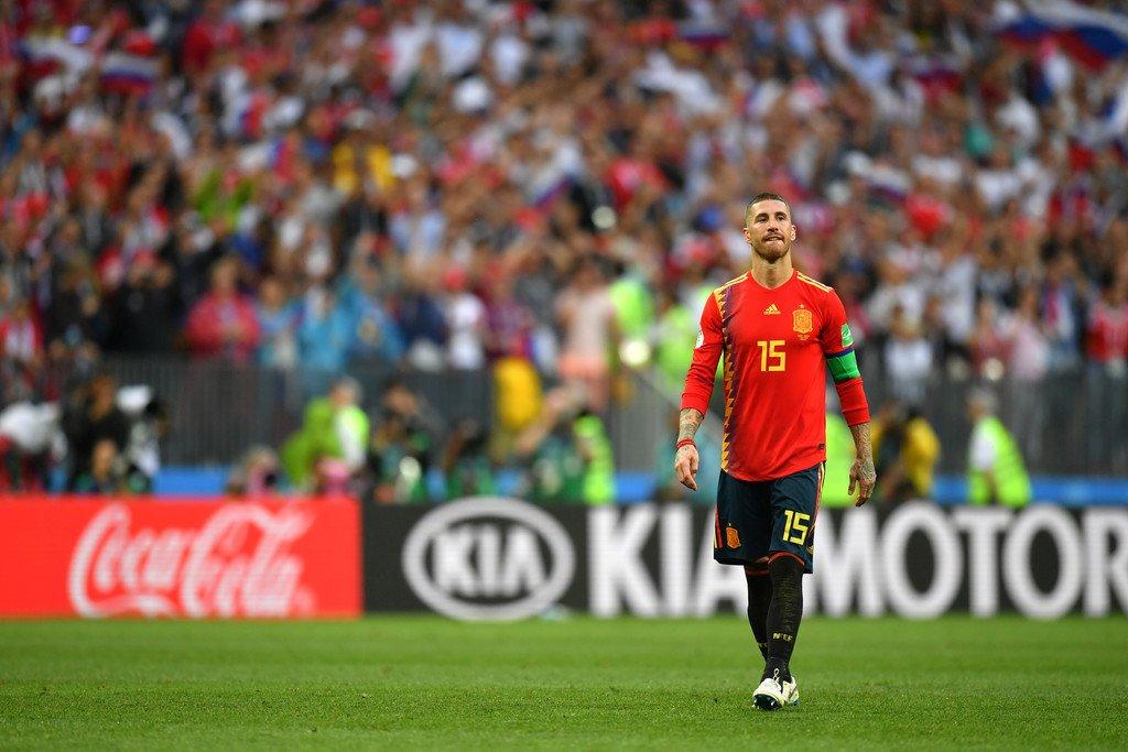 Серхио Рамос: Это поражение – национальный траур для Испании - фото