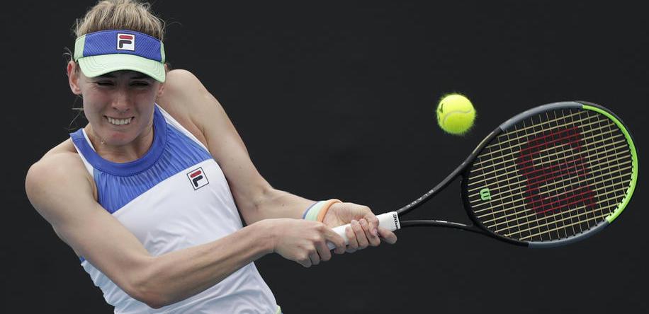 Александрова впервые стала 25-й ракеткой мира - фото
