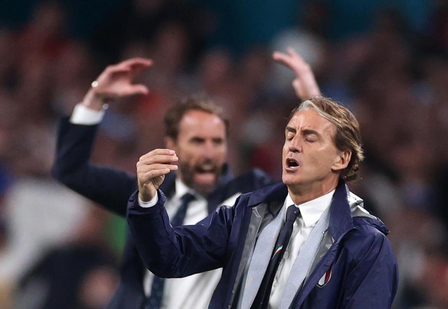 Проклятие оказалось сильнее Англии: Манчини стал чемпионом Европы, а Дзюба ошибся с оценкой тренера - фото
