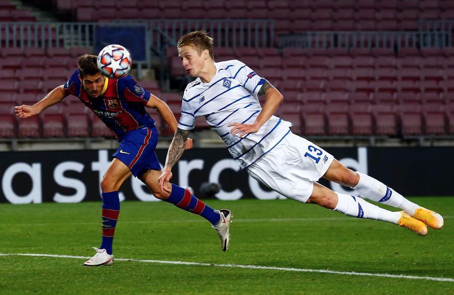 Два украинских клуба набрали в Лиге чемпионов больше очков, чем три российских - фото