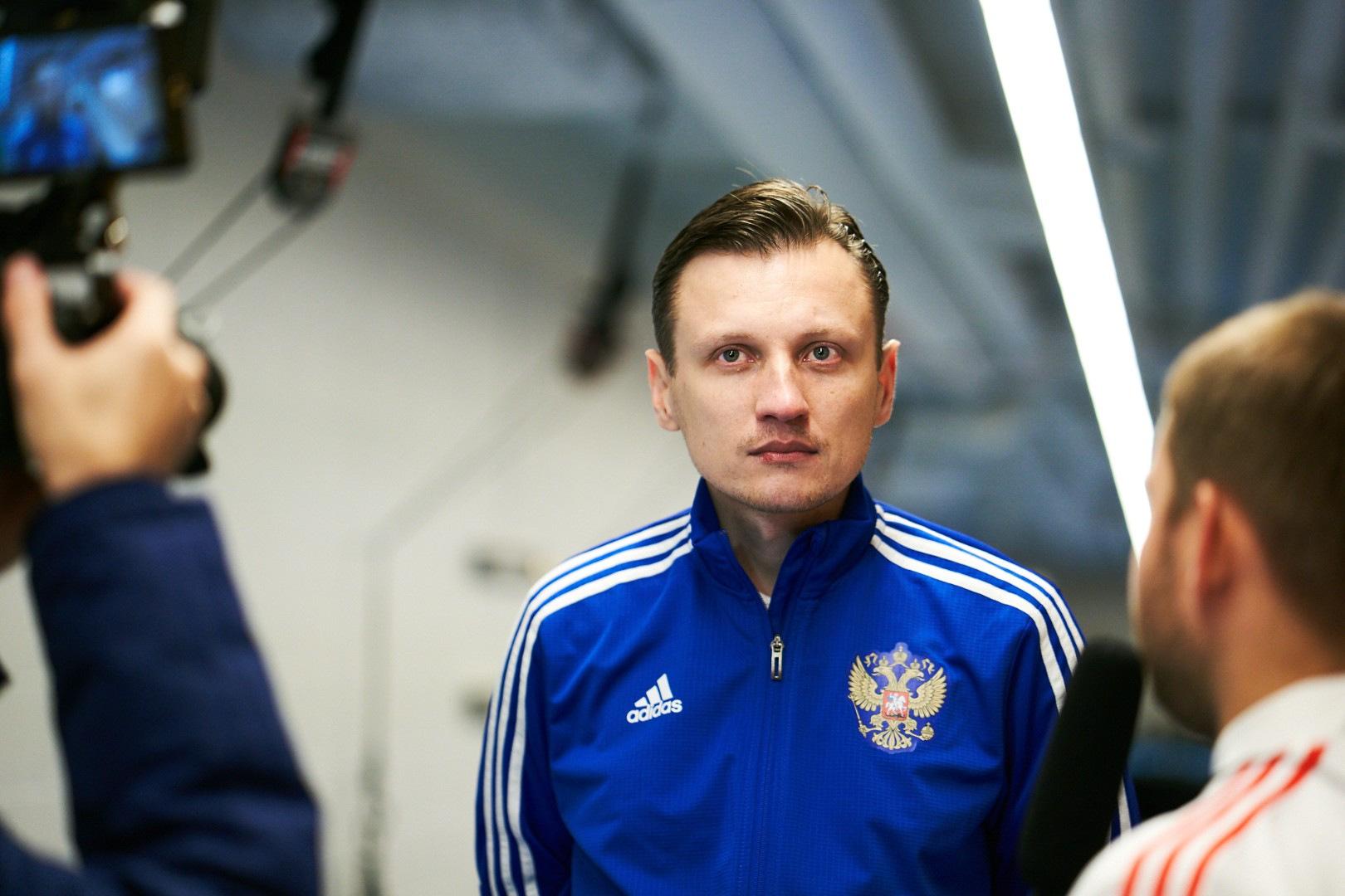 Михаил Галактионов: «Молодежка» хочет попасть на Евро с первого места - фото