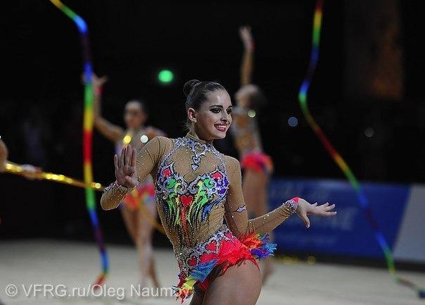 Художественная гимнастка Севастьянова рассказала о своем главном триггере - фото