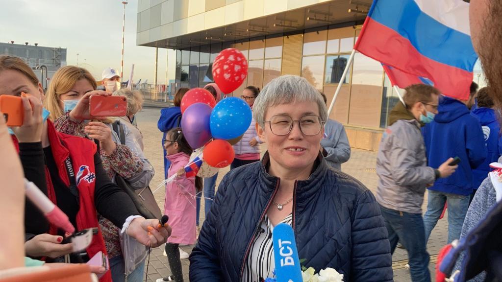 Тамара Тансыккужина, выигравшая мировую шашечную корону, награждена орденом Дружбы народов - фото