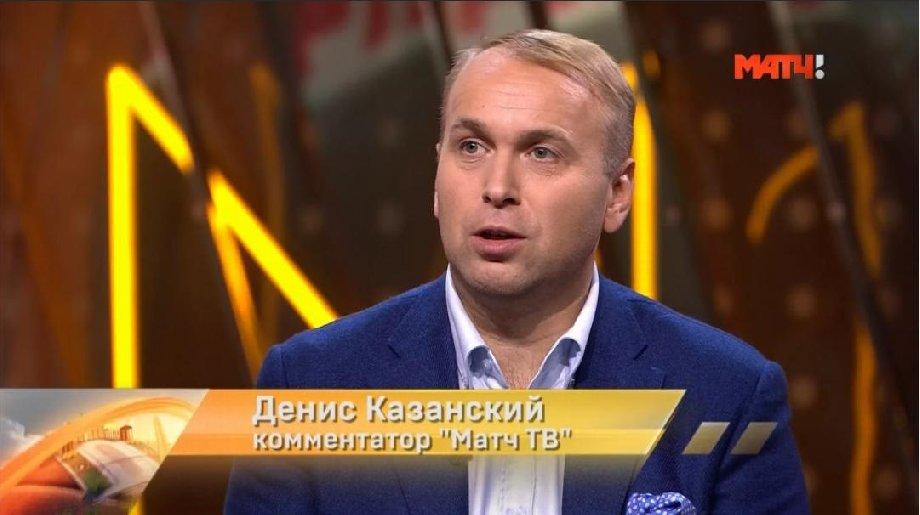 Денис Казанский может перейти работать на Первый канал - фото