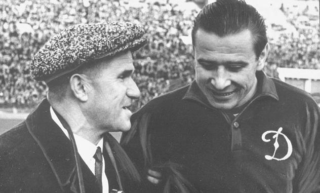 Исполняется 101 год со дня рождения Алексея Хомича. Как тигр-вратарь помог прославить советский футбол в Британии - фото