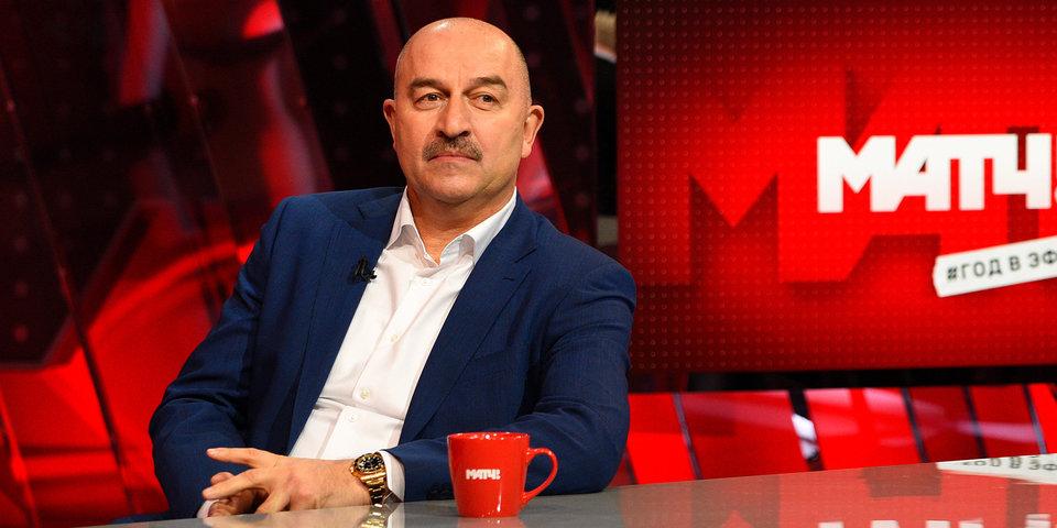 «Бездарный Заболотный» и другие итоги интервью Станислава Черчесова в эфире «Матч ТВ» - фото