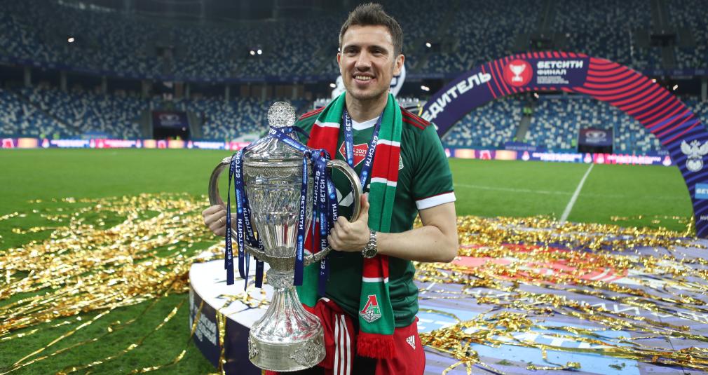 Борис Ротенберг продлил контракт с «Локомотивом» на полгода - фото