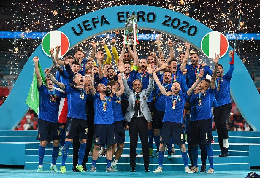 Италия и Аргентина сыграют в матче континентальных чемпионов  - фото