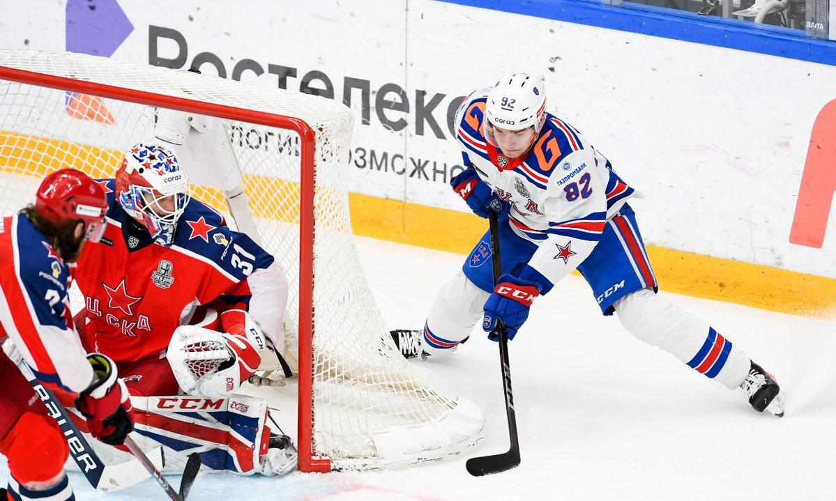 Почему второе поражение ЦСКА от СКА важнее, чем может показаться на первый взгляд - фото