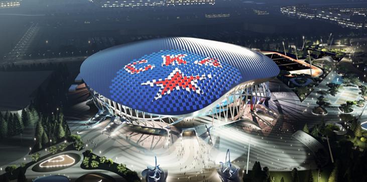 «СКА Арена» может принять Кубок Первого канала в 2022 году - фото