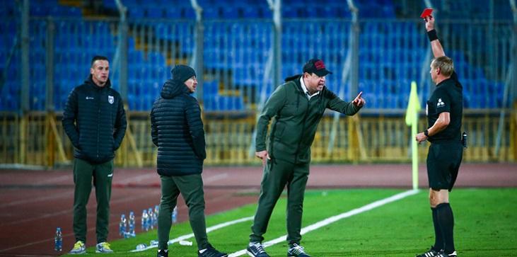 Удаливший Слуцкого арбитр Иванов будет работать на VAR в матче «Спартака»  - фото