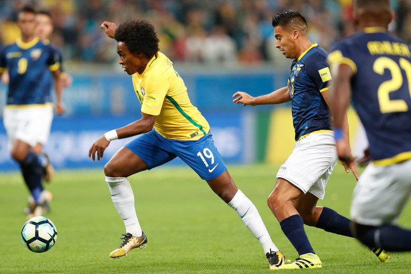 Кристиан Нобоа в сборной Эквадора