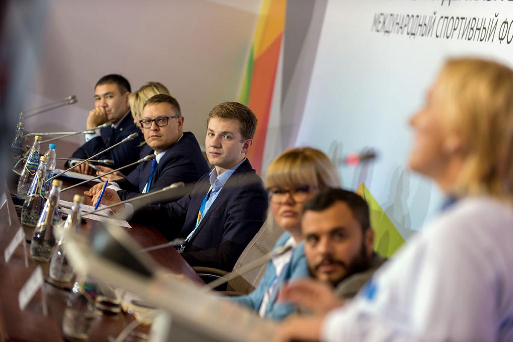 Форум Россия спортивная держава