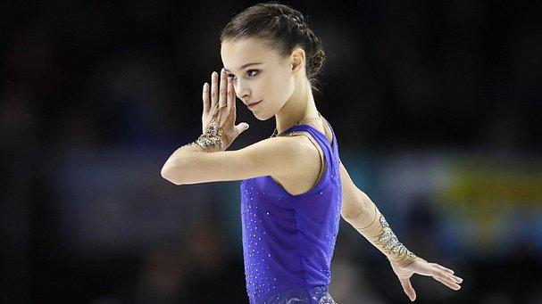 Фигуристка Щербакова вошла в список Forbes - фото