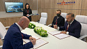 СКА Арена и БИОКАД АРЕНА подписали меморандум о сотрудничестве - фото