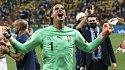 Неожиданные результаты и рекорды Евро-2020, российский вратарь перешел в клуб Бундеслиги и другие новости дня - фото
