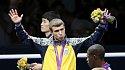 Украинец Ломаченко триумфально вернулся на ринг, заслужив комплимент Хабиба - фото
