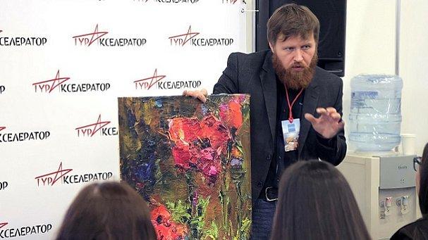 Художник-урбанист Олег Лукьянов – о фреске «Covid-19 на Euro-2020»: Если ее закрасят, то в большинстве случаев можно отмыть - фото