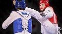Тхэквондист Максим Храмцов завоевал золотую медаль на Олимпийских играх в Токио  - фото