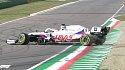 Мазепин избежал последнего места в квалификации Гран-при Эмилии-Романьи, но был раскритикован - фото